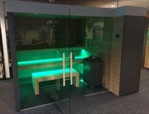 Demo sauna's