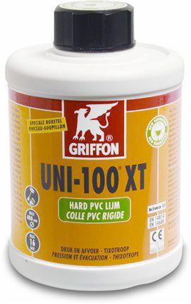 Afbeelding van Griffon Uni 100 PVC Lijm 1 Liter