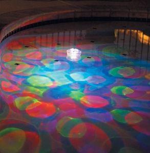 Afbeelding van Lightshow zwembad / spa kleuren verlichting, SUPERDEAL
