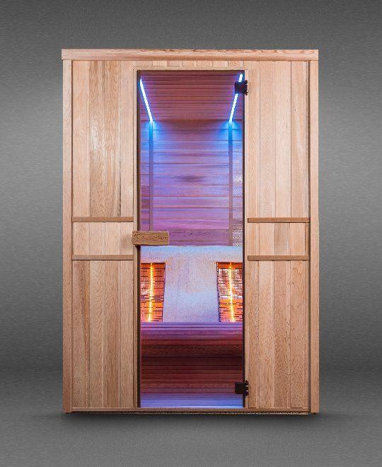 Afbeelding van Infrawave Lounge infrarood cabine RR-143 demo