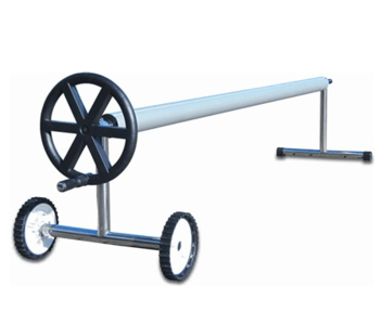 Afbeelding van Aluminium Oprolsysteem Kalu 10 x 5 m