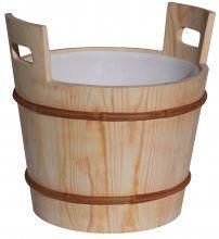Afbeelding van Professionele sauna emmer (17 liter)