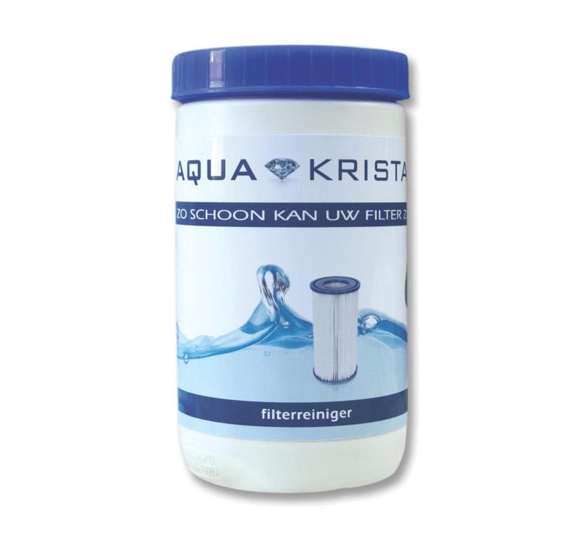Afbeelding van Aqua Kristal filterreiniger