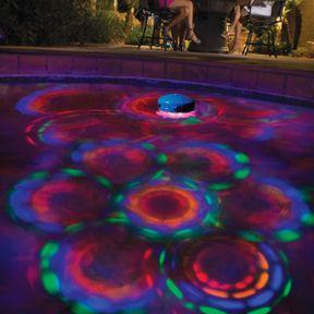 Afbeelding van Kool-Light-O-Scoop, drijvende spa discolamp, SUPERDEAL