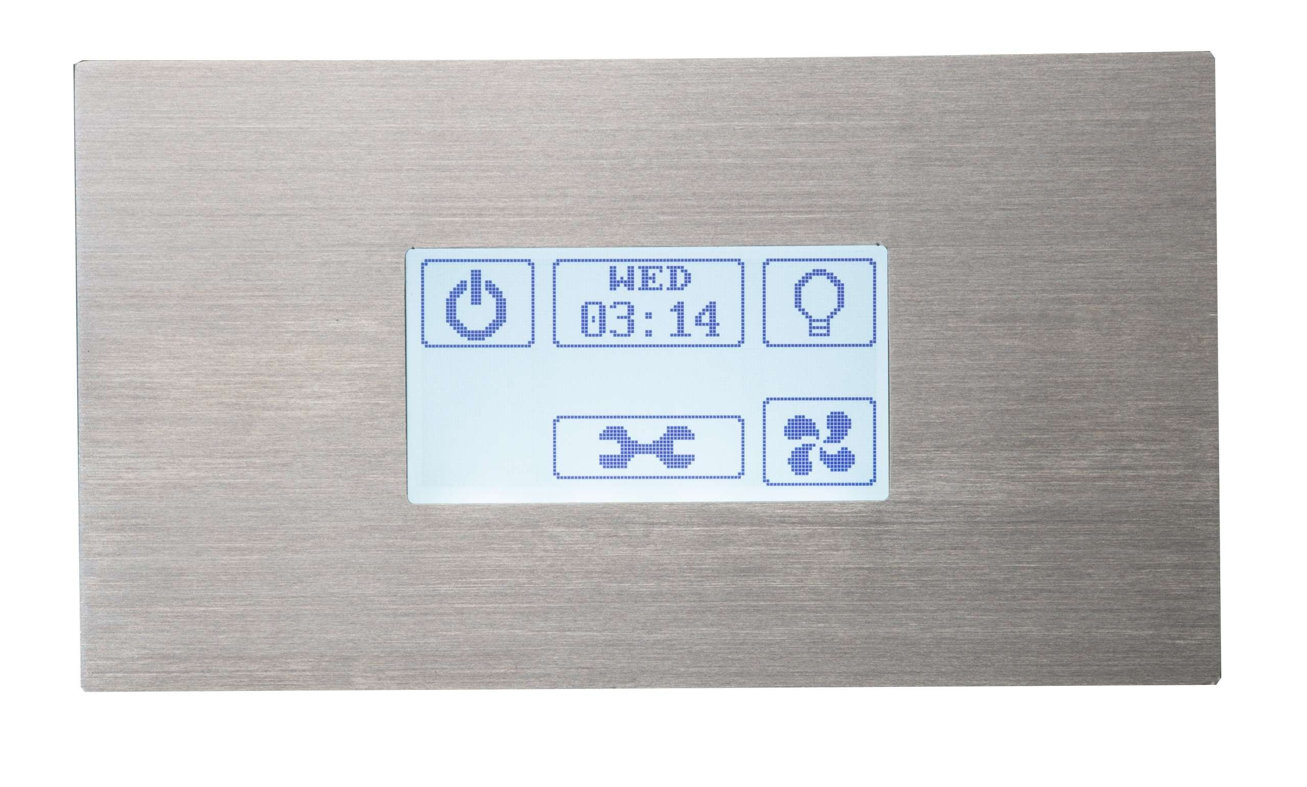 Afbeelding van Sawotec Touch STP bedieningspaneel voor stoomgenerator