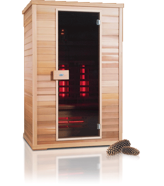 Afbeelding van Healthvision Exclusive Three Infrarood cabine
