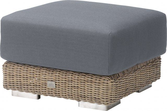 Afbeelding van 4 Seasons Outdoor Kingston voetenbank / footstool