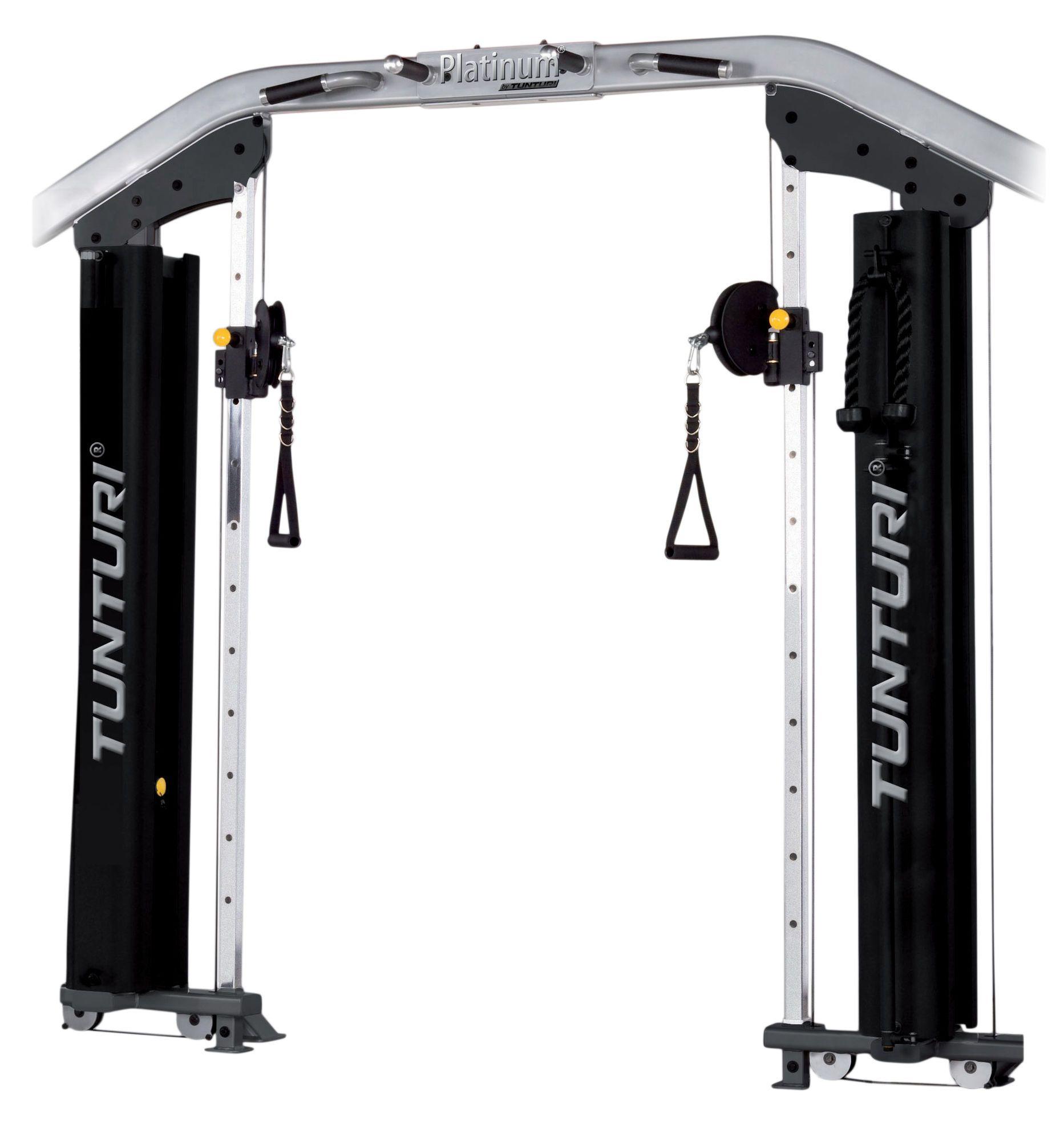 Afbeelding van Tunturi Platinum 4-in-1 Cable Cross Unit