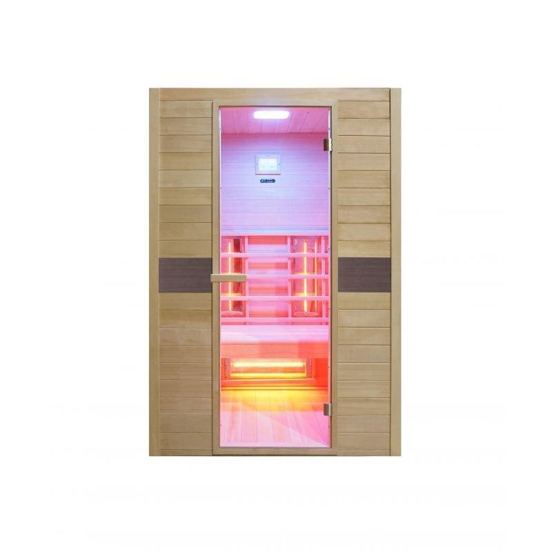 Afbeelding van Rhodos 2-persoons infraroodcabine