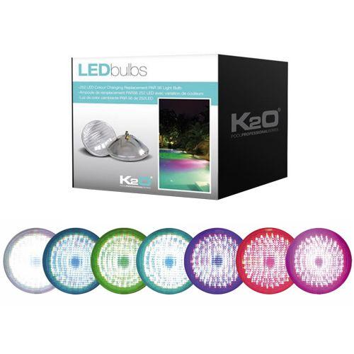 Afbeelding van Kleurenlamp K2O LED Zwembad Verlichting