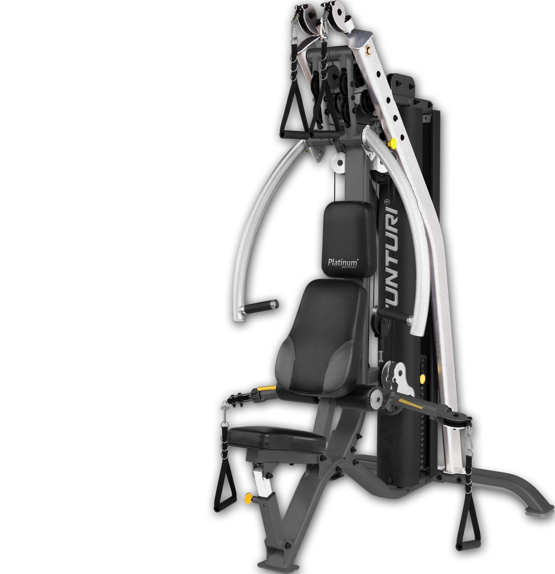Afbeelding van Tunturi Platinum 4-in-1 Upper Body Unit