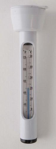 Afbeelding van Drijvende Zwembad Thermometer Wit