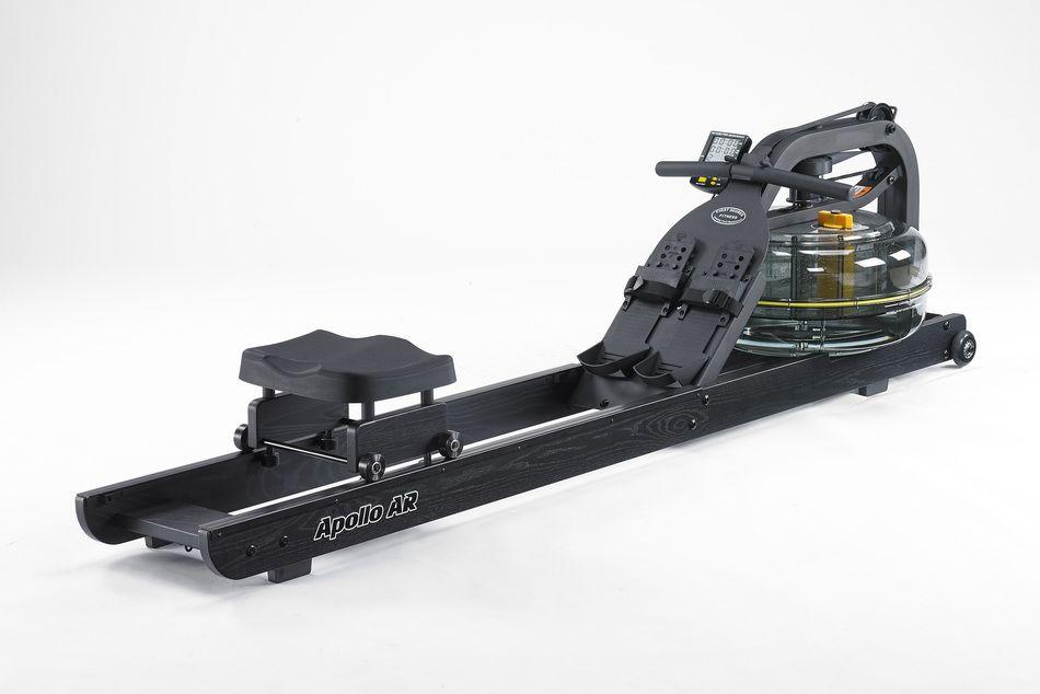 Afbeelding van First Degree Fitness Apollo Hybrid AR Zwart Roeitrainer