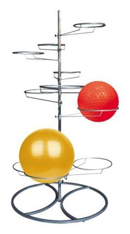 Afbeelding van Tunturi Gymballen Standaard