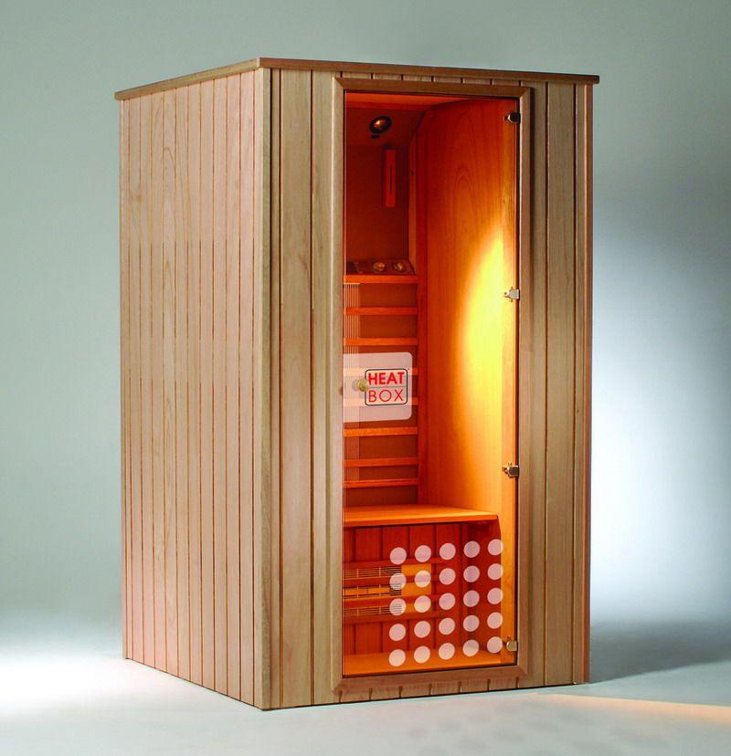 Afbeelding van Moebius Infrarood cabine Heatbox 120