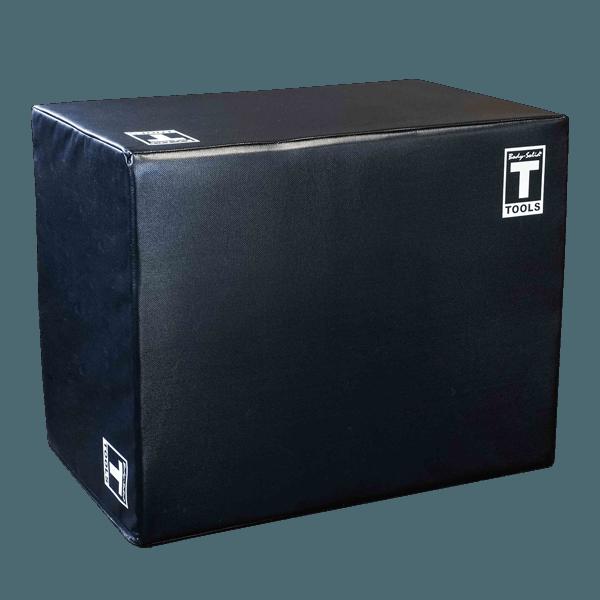 Afbeelding van Body-Solid Soft Plyo Box 50 cm - 60 cm - 75 cm
