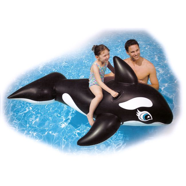 Afbeelding van Whale Ride-on
