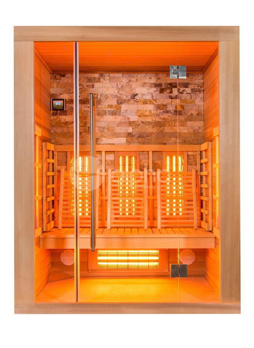Afbeelding van Chaleur DeLuxe infrarood cabine