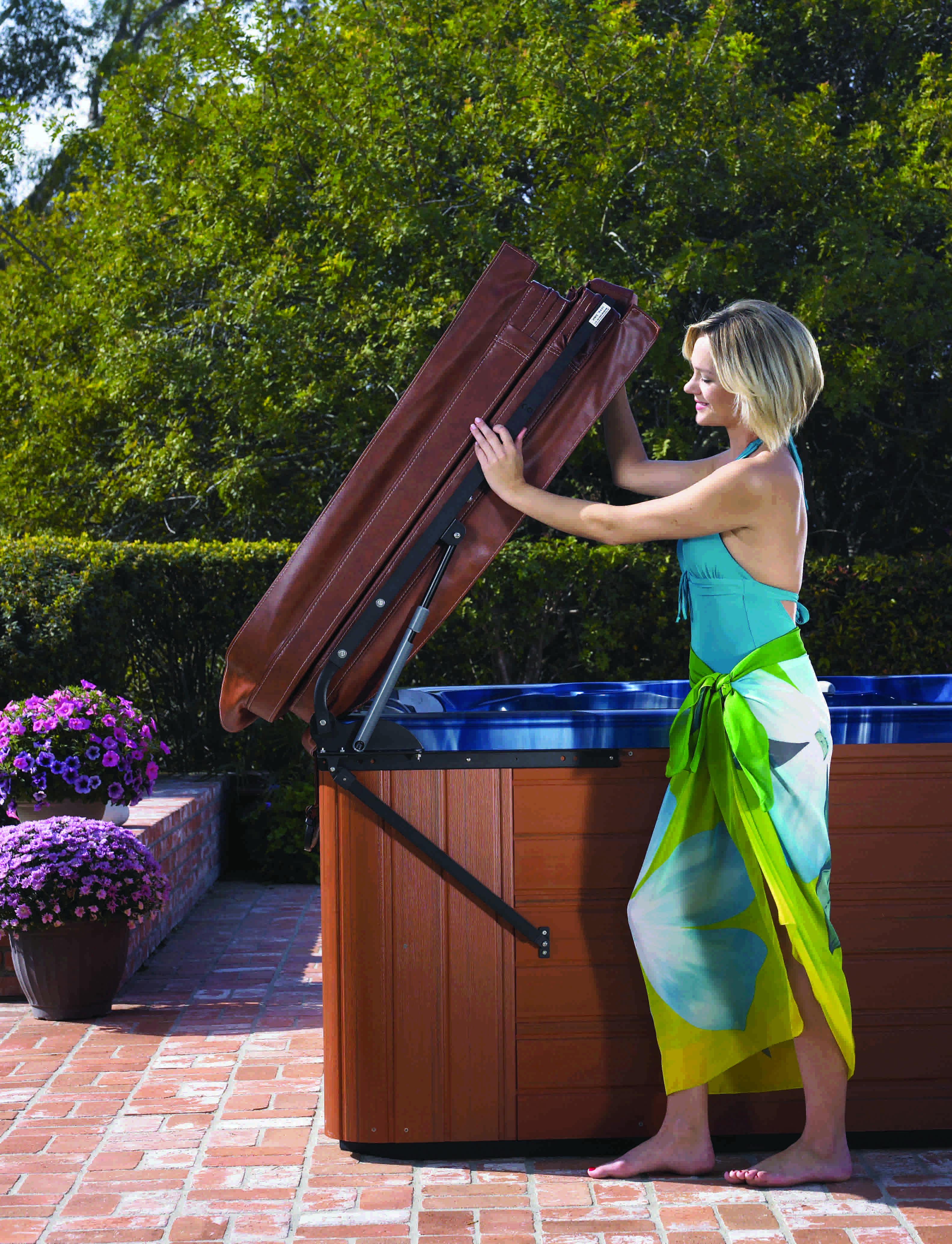 Afbeelding van Caldera spa cover lifter ProLift IV