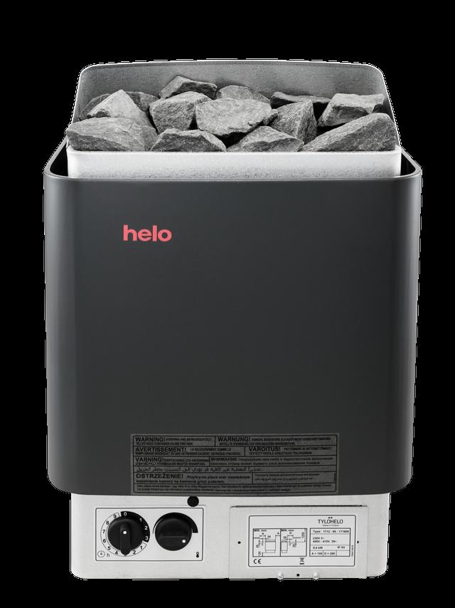 Afbeelding van Helo CUP 60 STJ saunakachel 6 kW (ingebouwde besturing)
