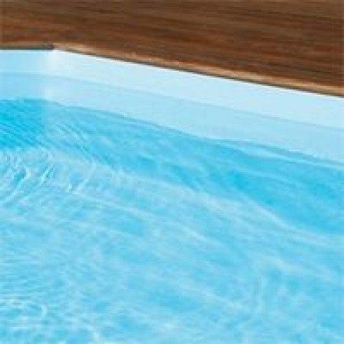 Liner voor Cerland zwembad Square 4x4 129 - blauw