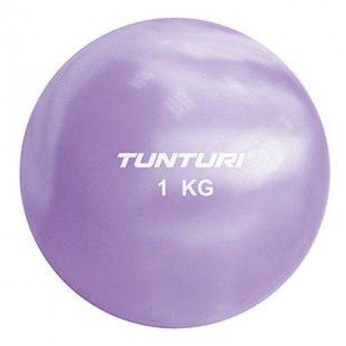 Tunturi Yoga Toningbal 1 Kilo Paars