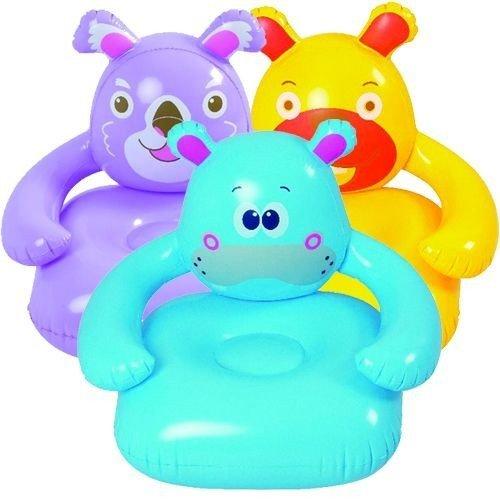 Kindersofa dierenfiguur