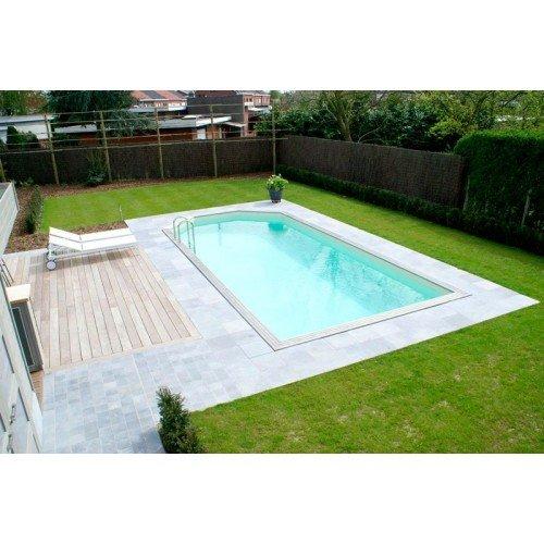 Gardipool Houten Zwembad RECTOO 3.90m x 9.20m, 1.46m hoog