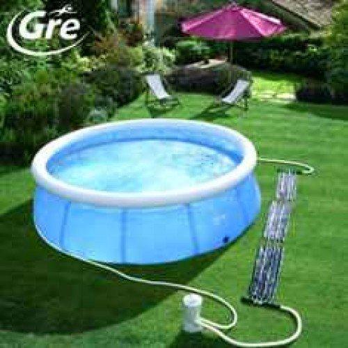 Solarverwarming voor Intex / Bestway zwembaden
