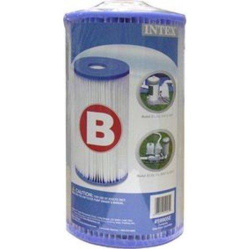 Intex filtercartridge, type B