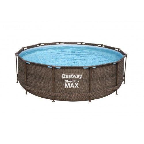 Bestway Steel Pro MAX - 366 x 100 cm (Rotan)