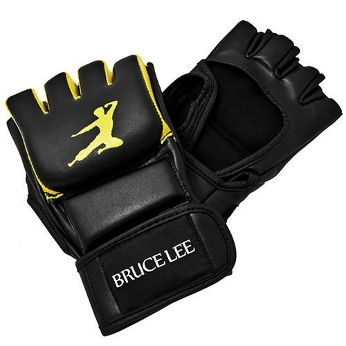 Tunturi Bruce Lee signature MMA grappling handschoenen synthetisch leder