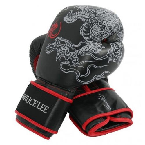 Tunturi Dragon Bokshandschoenen Deluxe | Bruce Lee Signature