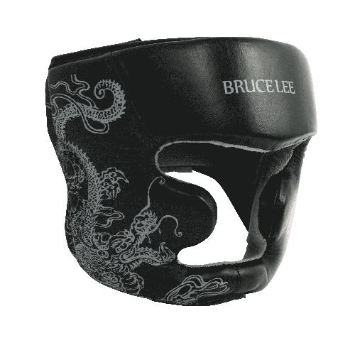 Tunturi Dragon Head Guard Deluxe | Bruce Lee Signature
