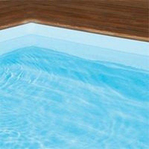 Liner voor Cerland zwembad Square 8x4 141 - blauw
