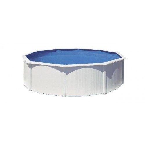 Gré Fidji stalen zwembad set - 460 x 120 cm
