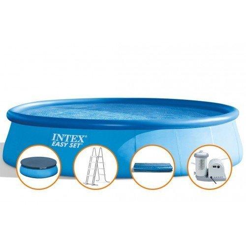 Intex Easy Set 450 x 106 cm (incl. accessoires + zandfilter)