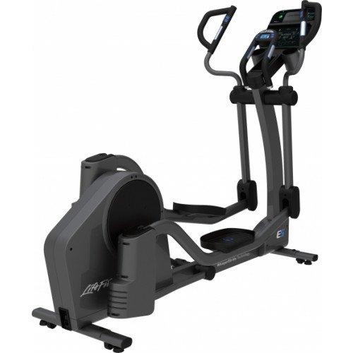 Life Fitness E5 crosstrainer - Track Connect Console