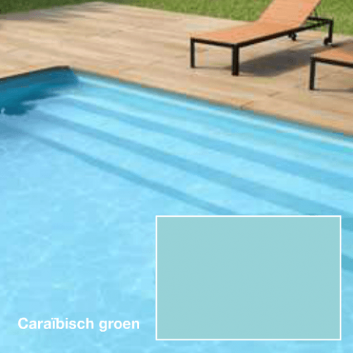 Zwembad Aqualiner 75/100ste effen