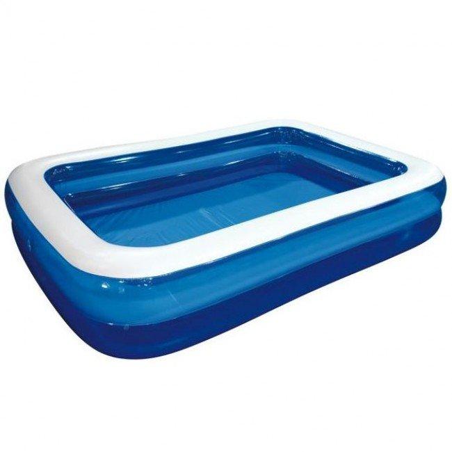 Zwembad rechthoek 200x150x50cm kopen rhodos for Rechthoekig zwembad