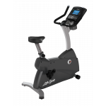 Life Fitness Upright Lifecycle Hometrainer C3 met GO-console