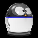 RWP 3 Mini Pinguïn zwembad warmtepomp - 3,2 kW