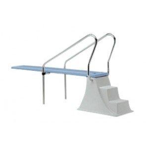 Astral verhoogd model duikplank 2,50 meter lengte