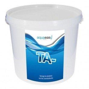 Aqua Easy zwembad TA- (alkaliteit) 3 kg