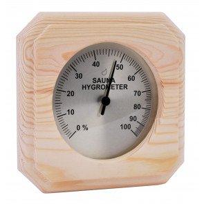 Basic sauna hygrometer - Pine