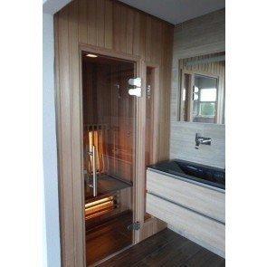 Rhodos Infrarood Combi Sauna 150 x 150 cm