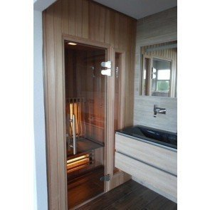 Rhodos Infrarood Sauna 150 x 150 cm