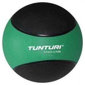 Tunturi Medicine Ball 2 kg Groen/Zwart