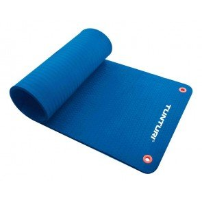 Tunturi TPE  Fitness Mat 140 x 60 cm (blauw)