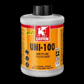 Griffon UNI-100 hard PVC-lijm 250 ml